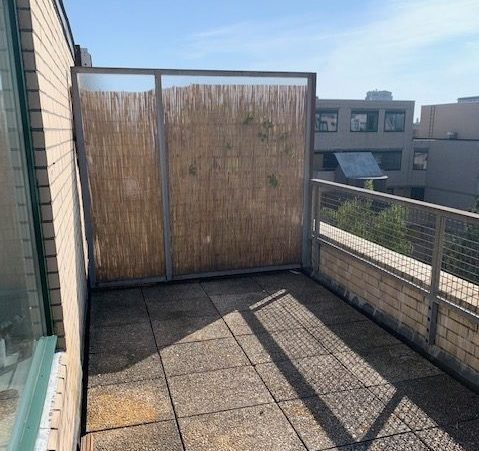 Balkon make over Den Haag - aanleg balkon - De plant technicus