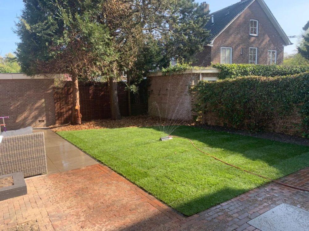 Aanleg tuin wassenaar – De plant technicus